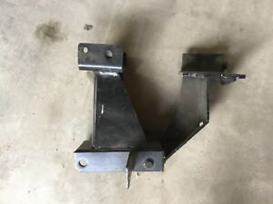 Western Snow Plow Truck Passengers Side Mount 3249 Ford F 250 350 450 2004 64656