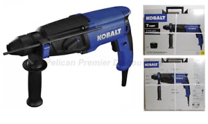 Kobalt Sds plus 7 amp Keyless Rotary Hammer Drill 800 Watt Model K7rh 03