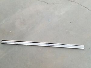 1964 Ford Fairlane 500 4 Door Left 1 4 Trim Missing End Cap