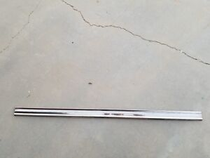 1964 Ford Fairlane 500 4 Door Right 1 4 Trim Missing End Cap