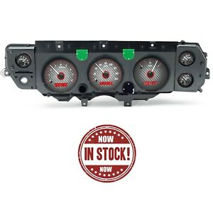Dakota Digital 70 72 Chevy Chevelle Ss El Camino Analog Gauges Vhx 70c cvl c r