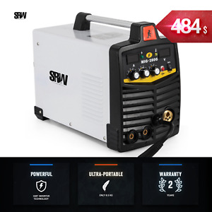 Welder Mig 280g Mig Mag Mma Arc 220v Igbt Inverter Gas E hand Welding Machine