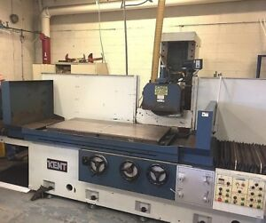 Kent 34 X 65 3 axis Surface Grinder Large Surface Grinder