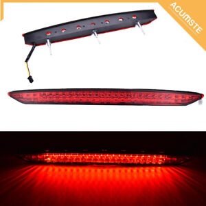 For Bmw Z4 E85 03 08 Red Third High Mount Brake Stop Rear Tail Light 63256917378