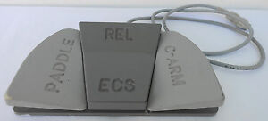 34450 Ecs Foot Pedal Switch For Instrumentarium Performa Mammography