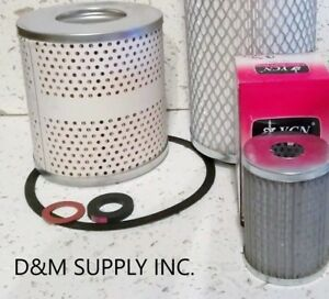 Ford Tractor Oil And Hydraulic Filter Kit 2000 3000 4000 3600 4400 4500 3500