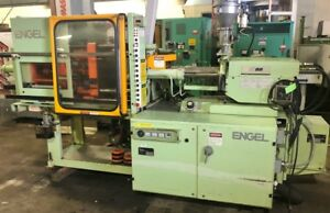 Engel ec88 80ton Injection Molder