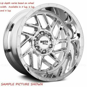4 New 20 Wheels Rims For Ford F 350 2005 2006 2007 2008 2009 Super Duty 1130