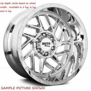 4 New 20 Wheels Rims For Ford F 250 2015 2016 2017 2018 Super Duty 1130