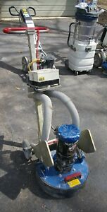 National Floor Grinder Concrete Polisher Model 8274 W upgrades