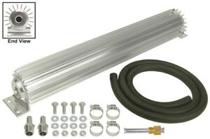 Derale 20 1 4 X 2 3 16 X 3 1 4 In Automatic Trans Fluid Cooler Kit P n 13255