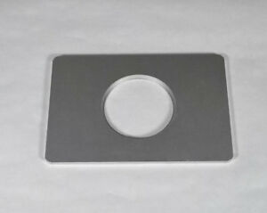 Nikon Microscope 54 Mm Circular Dish Holder Stage Plate