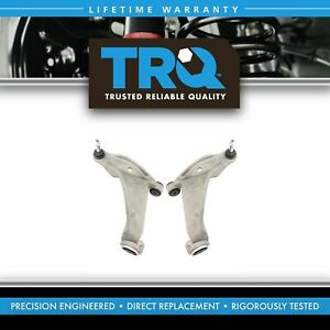 Front Lower Control Arm Ball Joint Assembly Lh Rh Pair 2pc For Cadillac Cts Rwd
