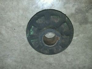 John Deere 1010 Farm Tractor Front Crankshaft Pulley