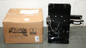 Kidde Fire Extinguisher Rb 4 Wall Hanger Metal Black 20 Lb 294147 6ajw3