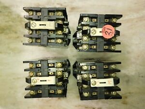 4 pcs micro Switch relays Ryca40 ryaa40 Adder