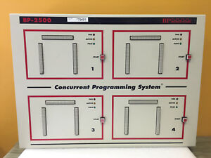Bp Microsystems Bp 2500 240 Pins 4 Prog Sites Concurrent Programming System