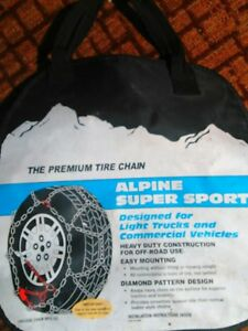 New Laclede 2526 Diamond Style Truck Suv Tire Snow Chains