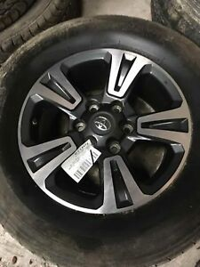 Wheel Toyota Tacoma 16 17