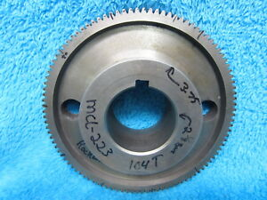 Delta Rockwell 11 Metal Lathe Bull Gear Spindle Gear 104 Tooth Mcl 223