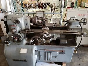 Monarch 10ee Vintage Precision Tool Room Lathe 10x20 Swing 20