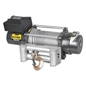 Mean Mother Mm ew9500 9 500 Lbs Edge Series Electric Winch W Steel Cable
