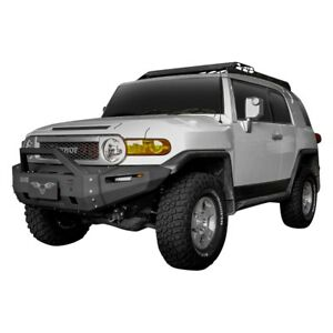 For Toyota Fj Cruiser 07 12 Bumper Ultima Series Full Width Raw Front Winch Hd