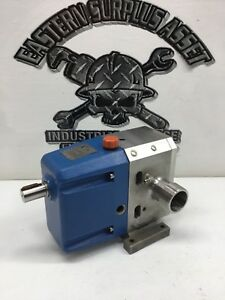 Viking S2l 2 Pd Positive Displacement Stainless Pump