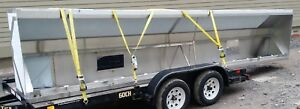 22ft Hood Restaurant Exhaust Grease Hood System New