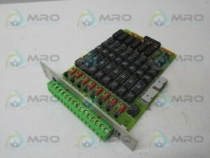 Control Technology 112 3500 Current Output Board New No Box