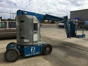 Genie Z 30 20n Narrow Electric Boom Man Lift