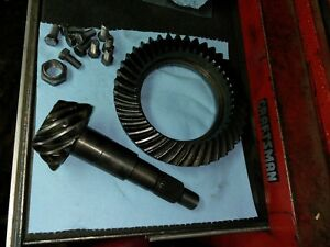 Genuine Gm Brand 7 5 4 10 Ring And Pinion Gearset 10 Bolt 7 5 8 Rear End