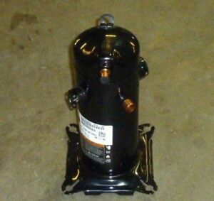 Copeland Scroll Compressor Zps20k5e pfv 130 208 230v 1ph R 410a New Plug Out
