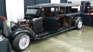 1929 Model A Murray Body Hearse 502 t400 9