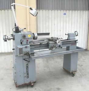 Clausing 12 X 36 Precision Variable speed Lathe 5914
