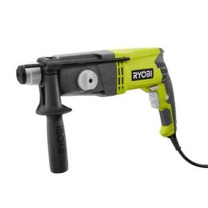 Ryobi Sds Rotary Hammer Drill With Integrated Speed Dial On Trigger