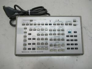 Tektronix 7854 Waveform Calculator Laboratory Unit For Use With Oscilloscope