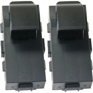 Window Switch For 2008 2014 Chevrolet Silverado 1500 Rear Left And Right Side
