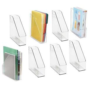 Mdesign File Folder Holder Storage Organizer Set With 8 Identification Labels