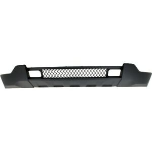 Bumper Cover For 2011 13 Jeep Grand Cherokee Laredo Limited Overland Front Lower