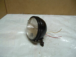 Vintage Guide Usa Guide Flood Light For Tractor Machinery Equipment Light