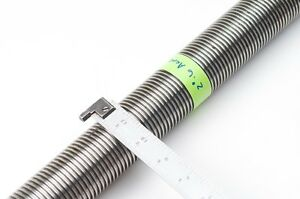 Acme Threaded Rod 2 6 Tpi B7 Grade sold By The Inch Cut To Order