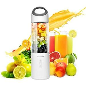 Personal Blender Rantom Smoothies Blender For Single Serving With Usb Durable Ba