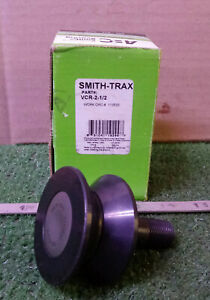 1 New Abc Smith Vcr 2 1 2 Track Roller V groove Bearing make Offer