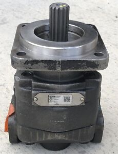 New Parker Hydraulic Gear Motor Pump 322 9110 227 Series P365 Pgp365 Pgm365