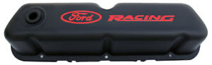 Proform 302 072 Stock Height Valve Cover Fits Small Block Ford Racing 2 Pc