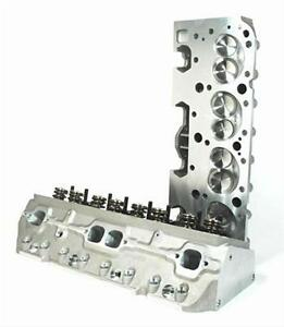 Chevrolet Small Block Assembled Aluminum 185cc Heads Pair Promaxx 2169