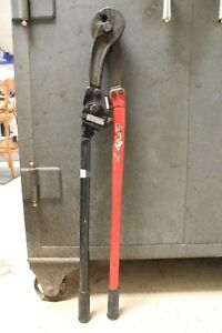 Hk Porter 8690tn 36 Ratcheting Wire Rope Cutters R6700