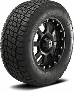 1 New Nitto Terra Grappler G2 Tire 275 55r20