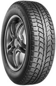 1 New Uniroyal Tiger Paw Ice Snow Ii Tire 185 60r14